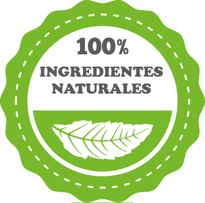 ingendientes naturales